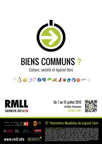 Rencontres mondiales du logiciel libre 2012